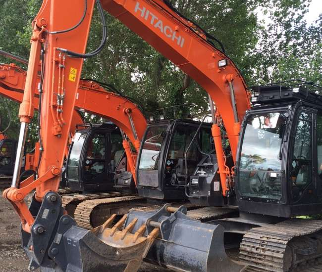 Choose Denbigh Plant Hire – Competitive Rates & Same Day Delivery