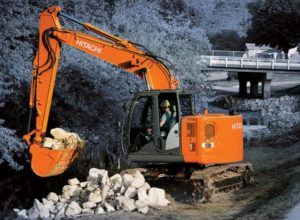 Hitachi zx135us 5